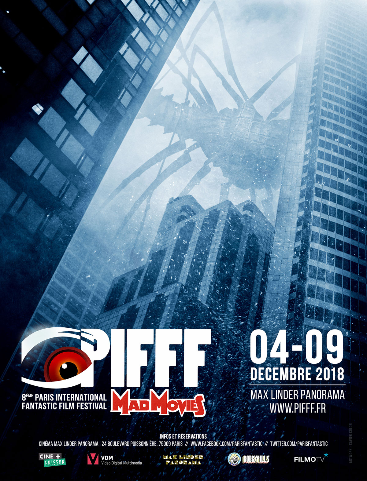 poster pifff 2018